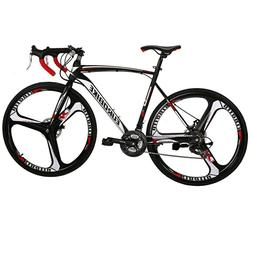 700C Road Bike 21 Speed Complete Bicycle Cycling Mens bikes