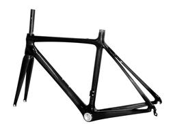 Full Carbon Road Bicycle 3k Glossy Frame BB30 Di2 Compatible