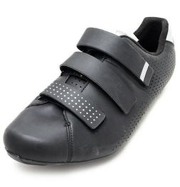 Shimano SH-RT500 Men's Bicycle Shoes Black Leather 3 Strap S